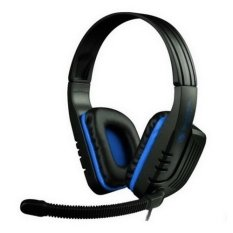 Sades Headset Chopper Sa 711 Headset Gaming With Microphone Biru Jawa Barat