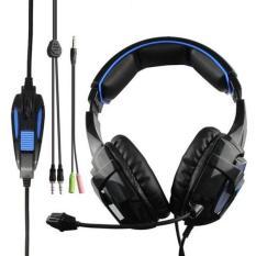Sades Headset Gaming B Power SA739 - Hitam