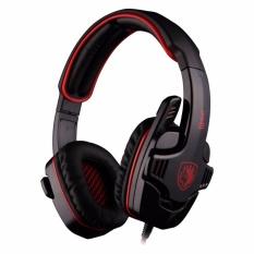 Harga Sades Headset Gaming G Power Sa708 Merah Sades Original