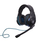 Spesifikasi Sades Sa 907 Pc Gaming Headset With Microphone Terbaru