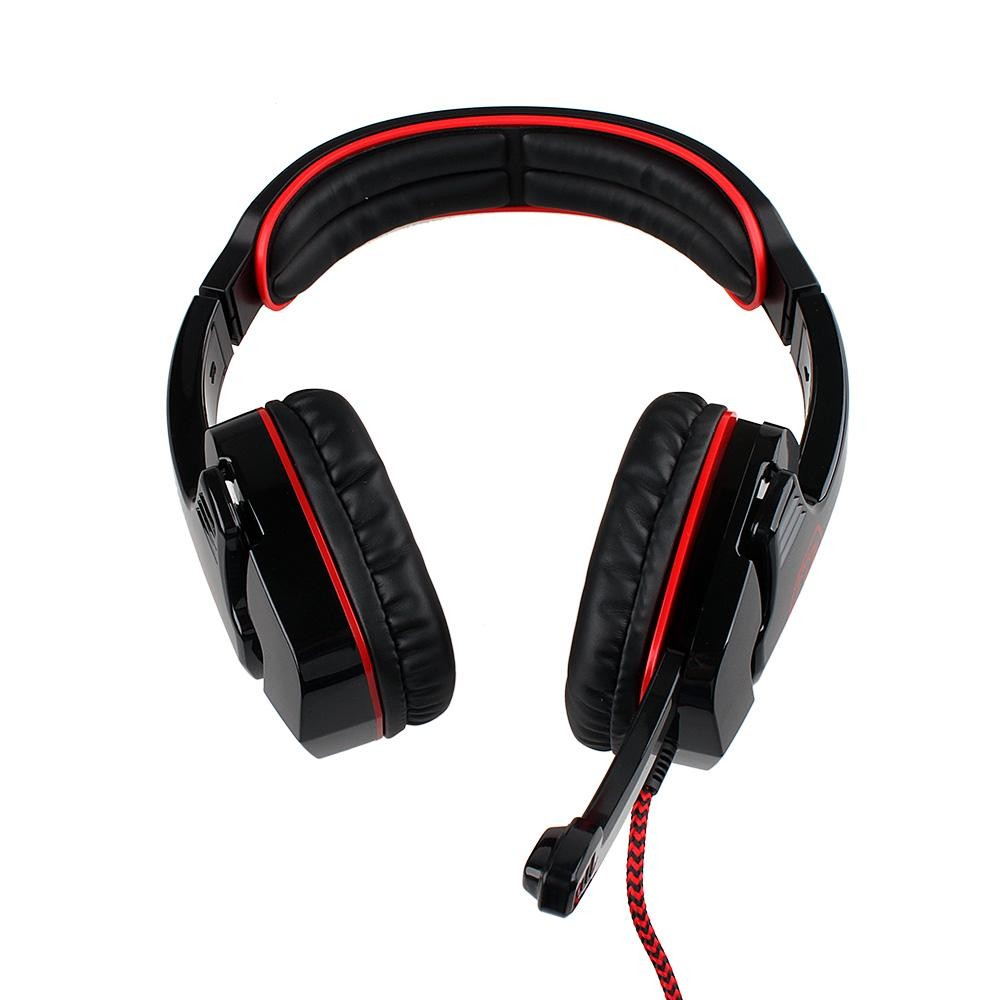Beli Barang Sades Sa901 7 1 Surround Sound Usb Gaming Game Headphone Headset Mic Remote For Pc Laptop Intl Online