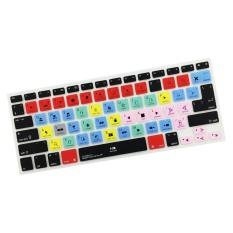 [Penjualan Di Breakdown Harga] Penjualan Maya Shortcut Photoshop Keyboard Kulit Tombol Seksi Keyboard Sarung untuk MacBook Pro 13/15/Retina (#2) -Internasional