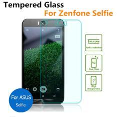 SALE - Screen Protector / Anti Gores Kaca Tempered Glass 2.5D 9H For Asus Zenfone Selfie ZD551KL - Bening