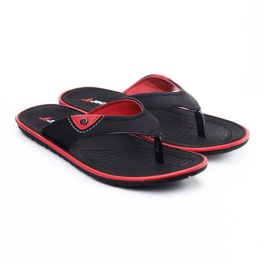 Beli Salvo Sandal Pria Jm17 Hitam Cicil