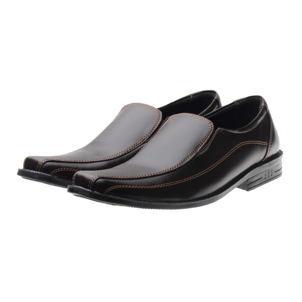 Harga Salvo Fashion Pria Sepatu Sepatu Pria Sepatu Cowo Sepatu Cowok Sepatu Formal Pria Sepatu Kerja Sepatu Formal Pria Sepatu Kerja Pria Sepatu Kulit Sepatu Kulit Pria Sepatu Formal Pria Sepatu Pantofel Pria 959 Coklat Lengkap