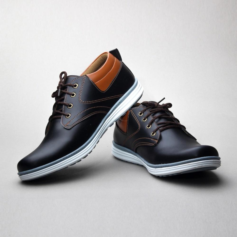 Salvo sepatu kets sneakers dan kasual pria   sepatu kasual kanvas   sepatu  sneaker pria   4604858d91
