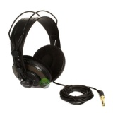 Harga Samson Sr850 Profesional Studio Reference Headphones Hitam Merk Samson