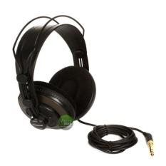 Beli Samson Sr850 Profesional Studio Reference Headphones Hitam Dengan Kartu Kredit