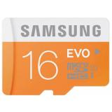 Diskon Samsung 16Gb Microsdhc Evo Uhs I Class 10 48Mb S Orange Putih Branded