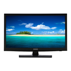 Samsung 24 inch LED HD TV - Hitam (Model: UA24H4150AR)