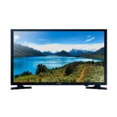 Samsung 32 Inch HD Flat TV 32J4303 / J4303 Series 4 Smart TV - Hitam KHUSUS JADETABEK