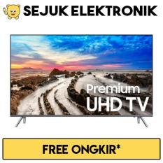 Samsung 49MU8000 4K UHD TV - 55 Inch (jakarta only)