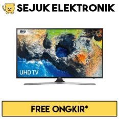 Samsung 50MU6100 4K UHD TV - 50 Inch (JAKARTA ONLY)