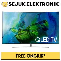 Samsung 55Q8C Curved QLED 4K TV - 55 Inch (JAKARTA ONLY)