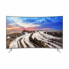 Samsung 65 Inch Premium UHD 4K Curved Smart TV 65MU8000 - Nasional