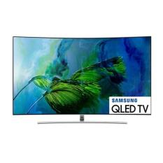 Toko Samsung 75 Inch Qled 4K Curved Smart Digital Tv 75Q8C Samsung Di Indonesia