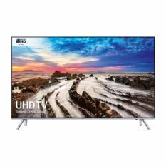 Samsung 82MU7000 Curved Smart 4K SUHD TV - 82 Inch (JAKARTA ONLY)