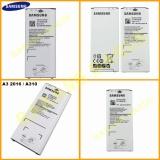 Spesifikasi Samsung Baterai Battery Galaxy A3 2016 A310 Kapasitas 2300Mah Lengkap Dengan Harga