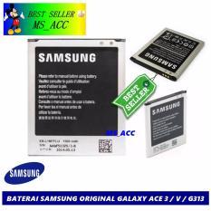 Jual Beli Online Samsung Baterai Battery Galaxy Ace 3 G313 V Original Kapasitas 1500Mah