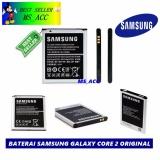 Harga Samsung Baterai Battery Galaxy Core 2 G355H Original Kapasitas 2000Mah Yang Murah