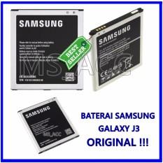 Samsung Baterai / Battery Galaxy J3 / J5 / Grand Prime Original - Kapasitas 2600mAh
