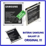 Spesifikasi Samsung Baterai Battery Galaxy J3 J5 Grand Prime Original Kapasitas 2600Mah Bagus