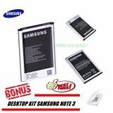 Beli Samsung Baterai Battery Galaxy Note 3 3200Mah Gratis Desktop Kitt Samsung Galaxy Note 3