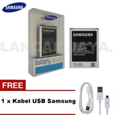 Samsung Baterai / Battery Galaxy S4 Mini / I9190 Original -1900mAh + cable Mickro USB Samsung
