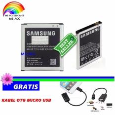 Beli Samsung Baterai Battery Original Galaxy J2 J200 Kapasitas 2000Mah Gratis Kabel Otg Micro Usb Online Murah