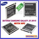 Jual Samsung Baterai Battery Original Galaxy J5 2015 With Nfc Kapasitas 2600Mah Barang Bagus Samsung Original