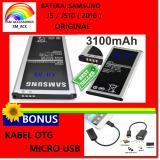 Harga Samsung Baterai Battery Original Galaxy J5 2016 J510 Kapasitas 3100Mah Gratis Kabel Otg Micro Usb Termahal