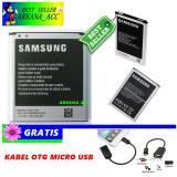 Harga Samsung Baterai Battery Original Galaxy Mega 5 8 Gt I9152 Gt I9150 Kapasitas 2600Mah Gratis Kabel Otg Micro Usb Terbaik