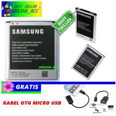 Ulasan Mengenai Samsung Baterai Battery Original Galaxy Mega 5 8 Gt I9152 Gt I9150 Kapasitas 2600Mah Gratis Kabel Otg Micro Usb