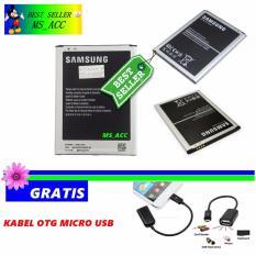 Samsung Baterai / Battery Original Galaxy Mega 6.3 / GT-I9200 Kapasitas 3200mAh + Gratis Kabel Otg Micro Usb