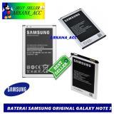 Beli Samsung Baterai Battery Original Galaxy Note 3 N9000 Kapasitas 3200Mah Cicilan