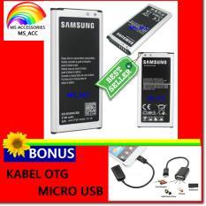 Samsung Baterai / Battery Original Galaxy S5 / I9600 Kapasitas 2800mAh + Gratis Kabel Otg Micro Usb