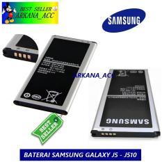 Harga Samsung Baterai Battery Samsung Galaxy J5 2016 J510 Eb Bj510Cbc Kapasitas 3100Mah Fullset Murah