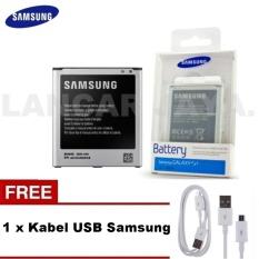 Samsung Baterai / Battry Samsung Galaxy S4 GT-I9500 Original + Gratis Cable Data Micro USB Samsung
