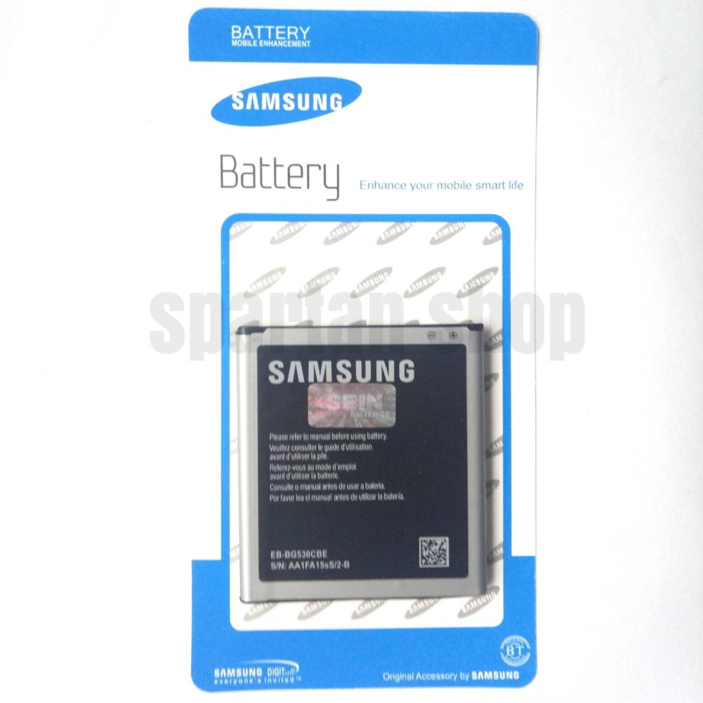 Spesifikasi Samsung Baterai Eb Bg530Bbc For Galaxy Grand Prime Samsung Accessories Terbaru