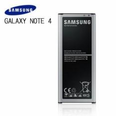 Samsung Baterai For Samsung Galaxy Note 4 Sm N910H 3220Mah Terbaru