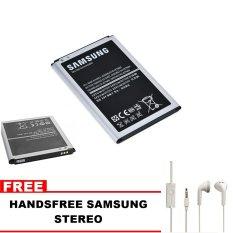 Review Terbaik Samsung Baterai Galaxy Grand 2 2600Mah Free Handsfree Samsung Stereo