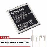 Harga Samsung Baterai Galaxy Grand Prime Bonus Handsfree Samsung Stereo Termahal