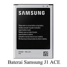 Samsung Baterai Galaxy J1 Ace SM-J110 1900mAh - Hitam