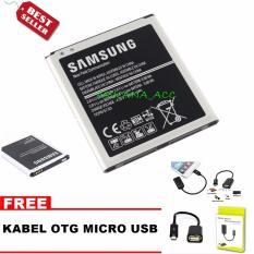 Samsung Baterai Galaxy J5 + Bonus Kabel OTG Micro Usb
