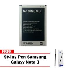 Samsung Baterai Galaxy Note 3 - N9000 Original + Gratis Stylus Pen Samsung Galaxy Note 3
