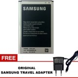 Promo Samsung Baterai Galaxy Note 3 Sm N900 3200Mah Gratis Charger Samsung J1 Ace Akhir Tahun