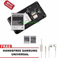 Samsung Baterai Galaxy S2 / I9100 + Bonus Handsfree Samsung Universal