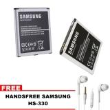 Obral Samsung Baterai Galaxy S4 I9500 Free Handsfree Samsung Hs 330 Murah