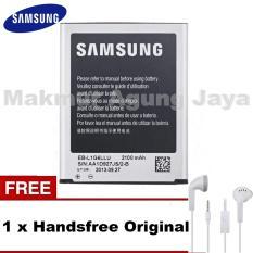 Samsung Baterai Galaxy S4 Mini I9190 B500BE + Gratis Samsung Heandfree
