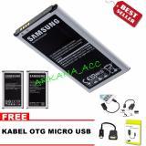 Jual Samsung Baterai Galaxy S5 Gt I9600 Bonus Kabel Otg Micro Usb Grosir